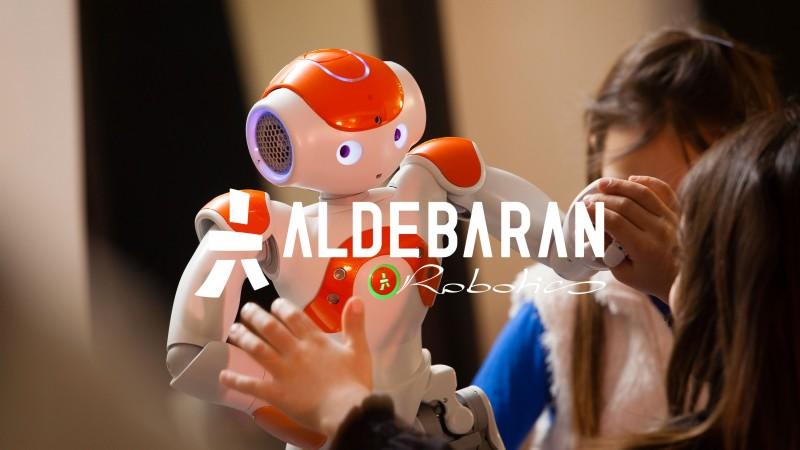 Photo credit: Aldebaran Robotics