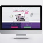 Prestashop redesign - Homepage