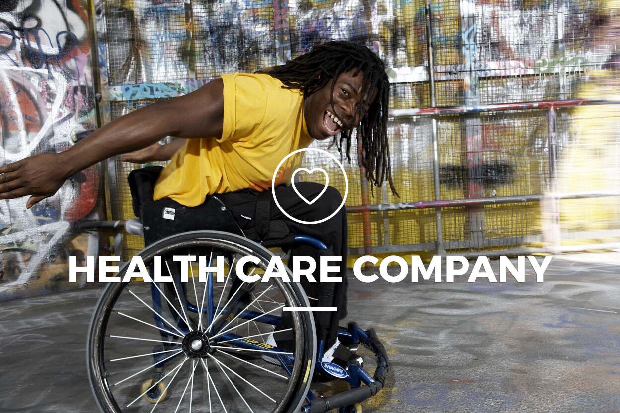 Healt Care Company, a new user engagement strategy