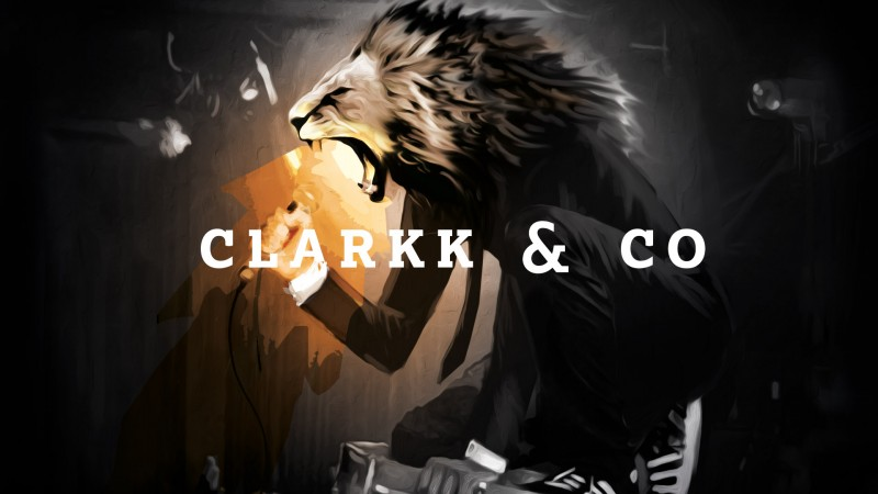 Clarkk and co Cover