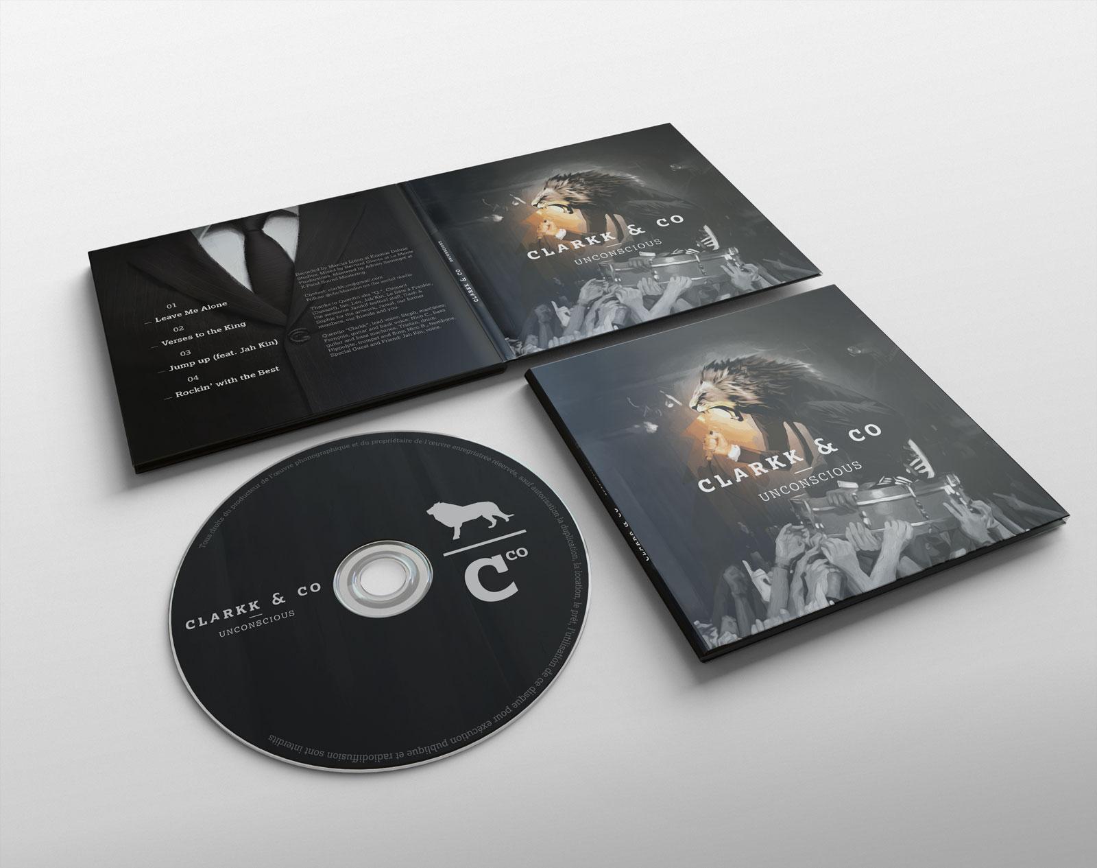 Album Digipack