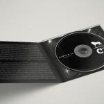 Album Digipack Leaflet